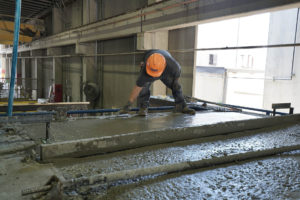 Concrete Finishing