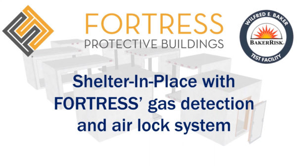 FORTRESS SIP with Gas Detection and Air Lock System
