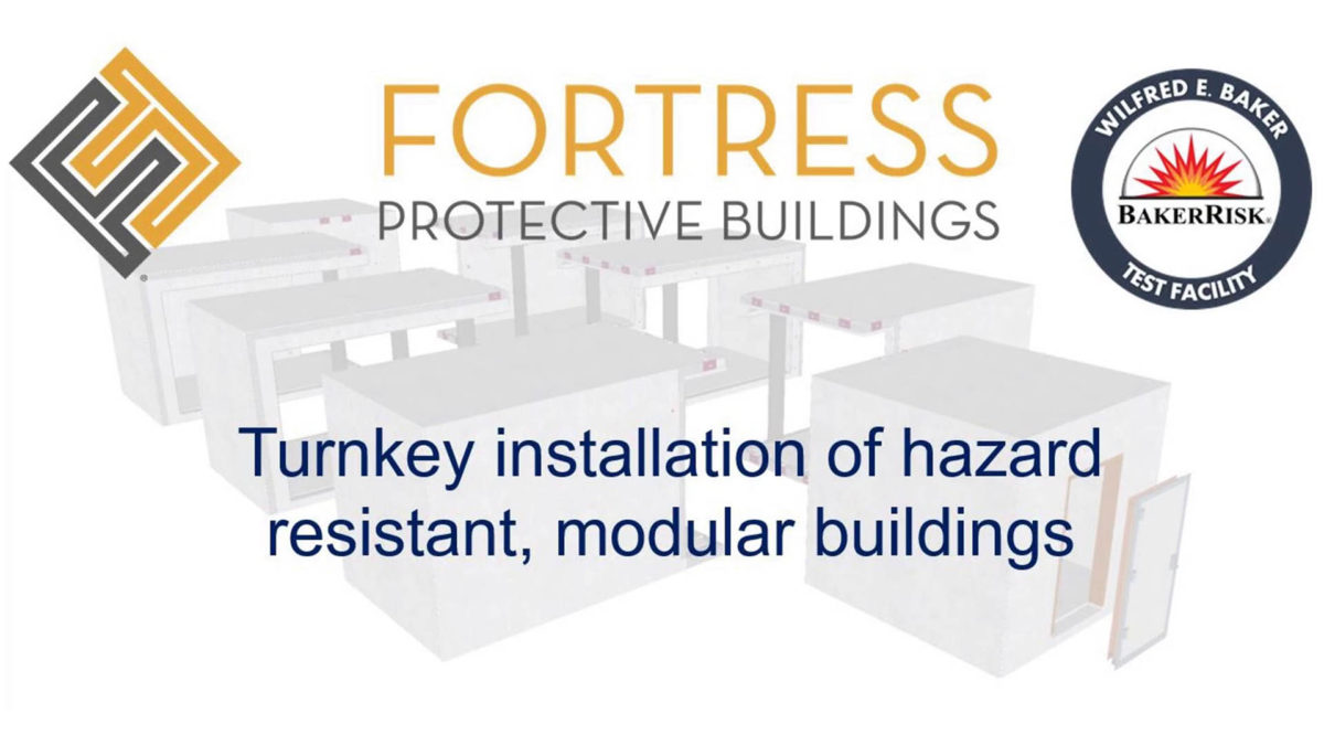 FORTRESS turnkey installation poster